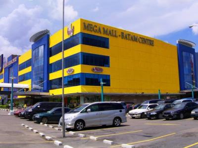 Mega Mall Batam (foto; enjoybatam.com)
